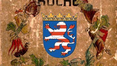 Bild von Kochbücher aus Hessen