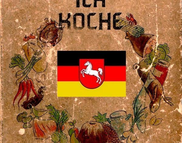 Bild von Kochbücher aus Niedersachsen