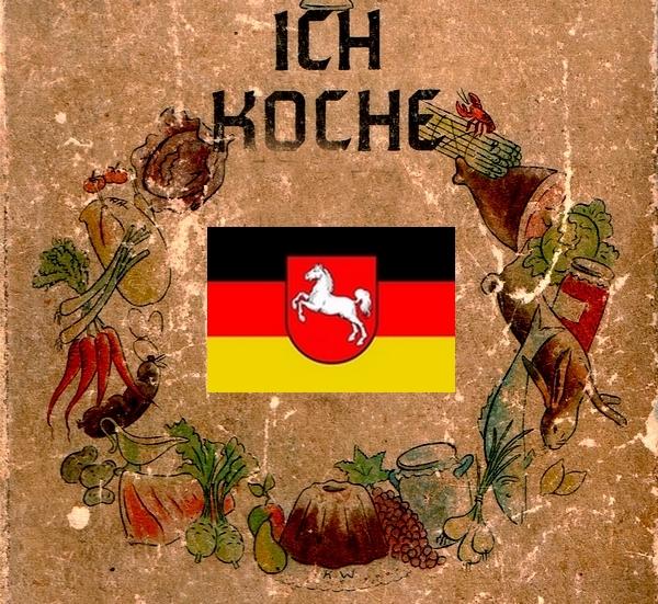 Kochbuchtipps für Niedersachsen