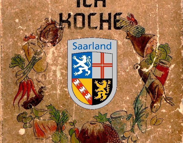 Bild von Kochbücher aus dem Saarland