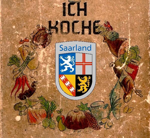 Kochbücher Saarland