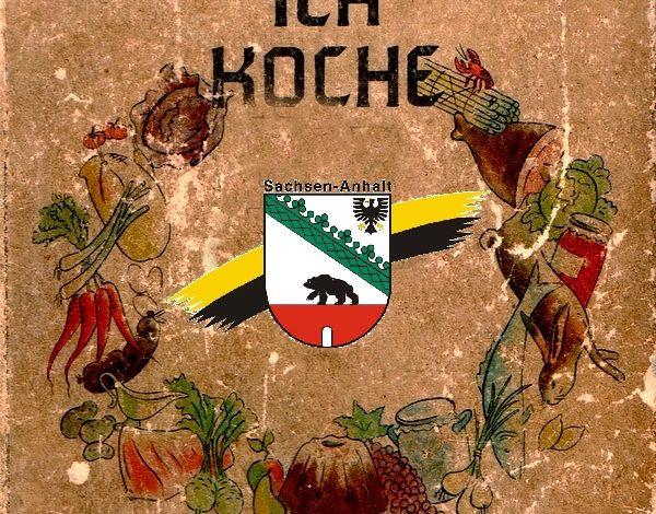 Photo of Kochbücher aus Sachsen-Anhalt