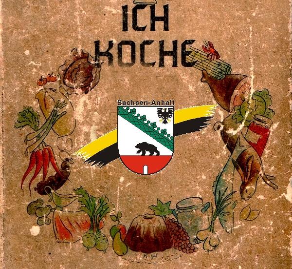 Kochbücher Sachsen-Anhalt