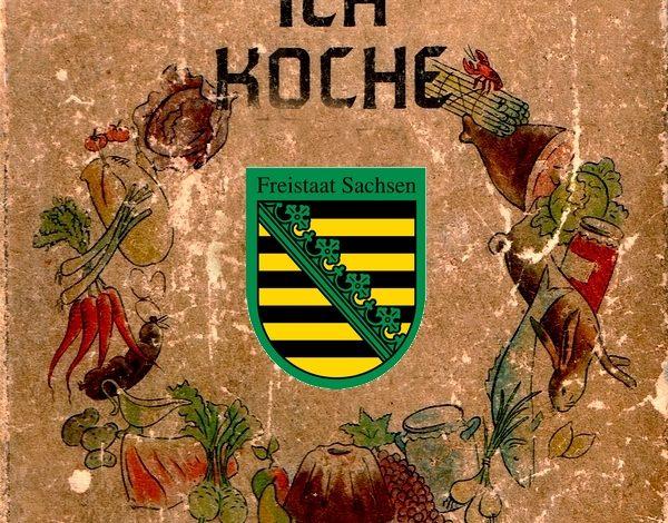 Bild von Kochbücher aus Sachsen