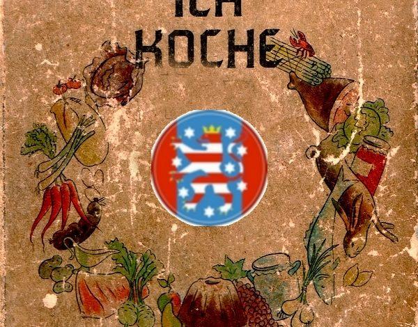 Bild von Kochbücher aus Thüringen