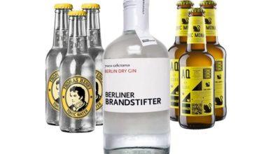 Set Gin Berliner Brandstifter und Tonic